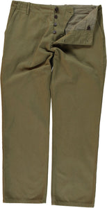 Eat Dust (Loose Fit) HBT Combat Pant - Dark Olive