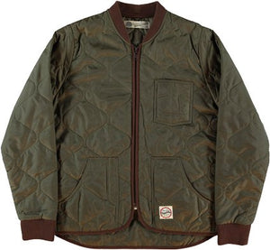 "Eat Dust ""Frostbite"" Jacket - Khaki"