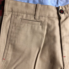 Eat Dust (Straight Fit) Worker Chino - Light Grey