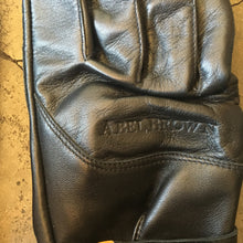 "Abel Brown ""Le Mans"" Riding Gloves - Black"
