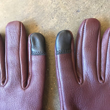 "Abel Brown ""Desert Rambler"" Riding Gloves - Brown"