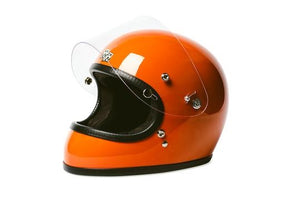 McHal Apollo Full Face Helmet - Orange