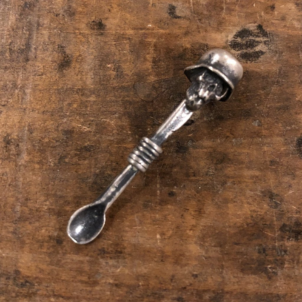 Helmet Skull Party Spoon