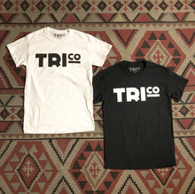 TRIco Block Logo T-Shirt - White