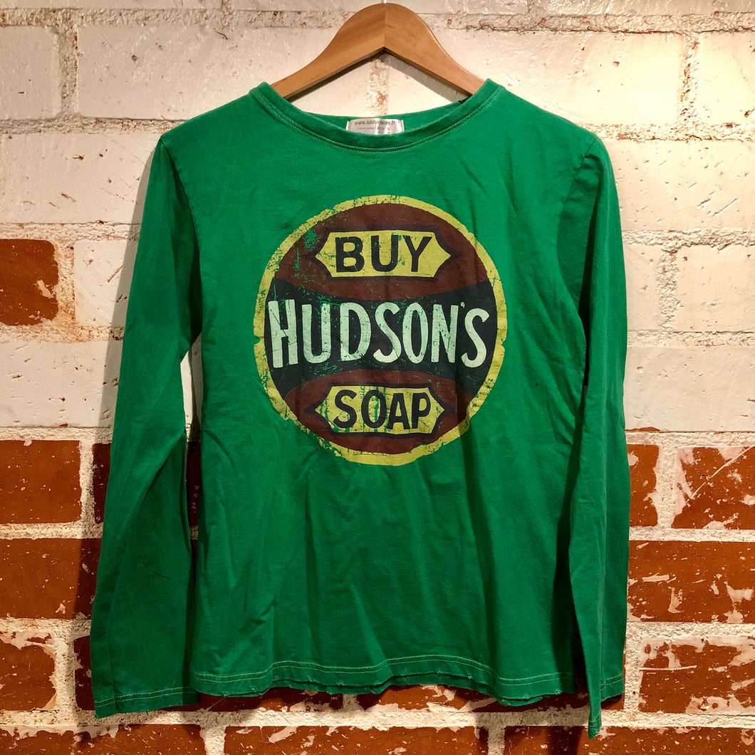 Women's Repop-Vintage Shirt - Green