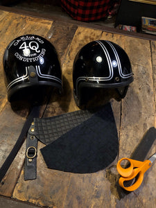 Joe King x 4Q Helmet