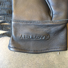"Abel Brown ""Desert Rambler"" Riding Gloves - Black"