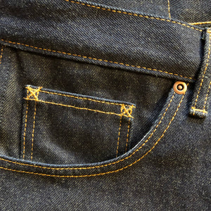 Mr. Clarke x TRIco Collab (Relaxed Fit) Kevlar Denim