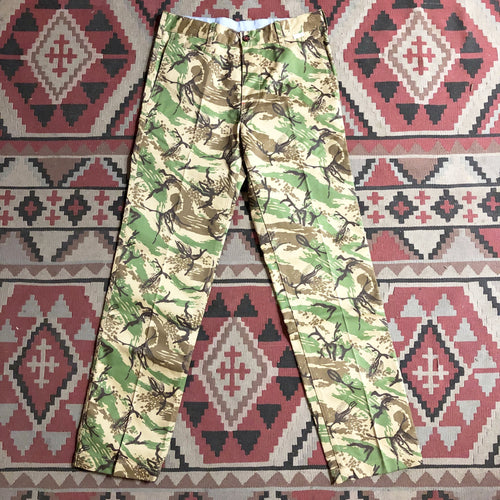 Eat Dust (Straight Fit) Worker Chino - P Camo
