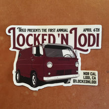Locked'N Lodi Sticker Pack