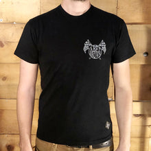 Abel Brown Race Day T-Shirt - Black