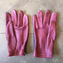 "Grifter ""X Ranger"" Riding Gloves - Chain-stitched"