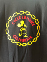 Cycle Zombies Rat Pack Tee