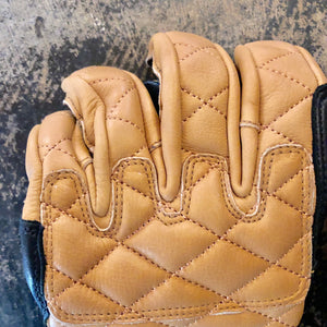 Abel Brown Duster Glove - Tan