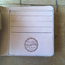Eat Dust Natural Bifold Wallet