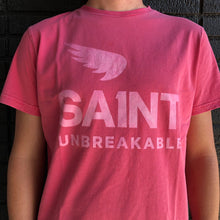 Saint Unbreakable T-Shirt - Salmon