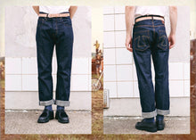 Eat Dust Fit 67 (Loose Straight Fit) Japanese Selvedge Denim