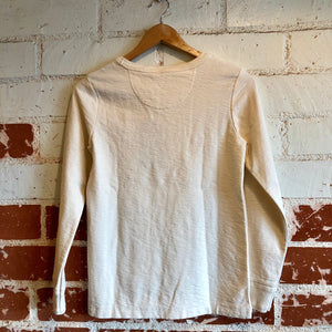 Girls of Dust Long Sleeve Shirt - Off White