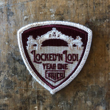 Locked'N Lodi Show Patch