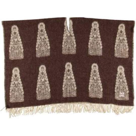 Eat Dust Easy Poncho Blanket