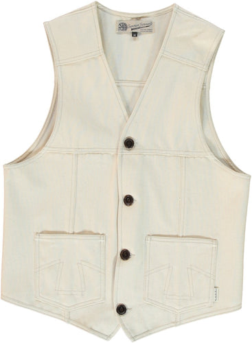 Eat Dust Snow Western Vest