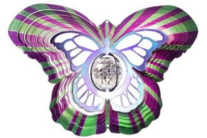 Crystal Butterfly-Large