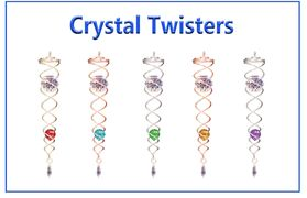 Crystal Twister-7""