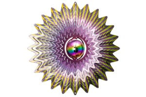 Gazing Ball Burst-Large