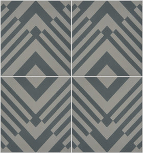 Origami Pattern Tile Sample