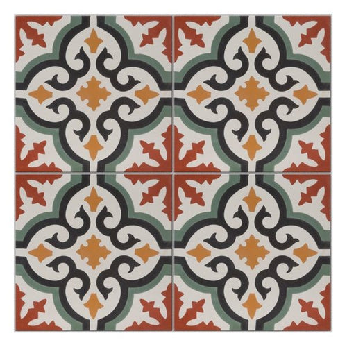 Salisbury Pattern Tile (Box of 12)