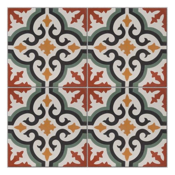 Salisbury Pattern Tile Sample