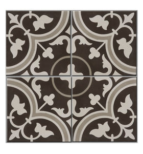 Seville Pattern Tile (Box of 12)