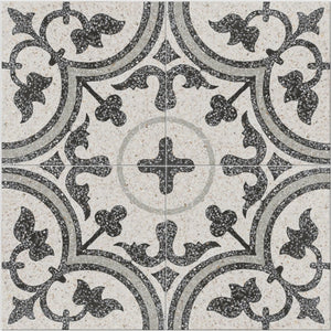 Terrazzo Firenze Pattern Tile (Box of 12)
