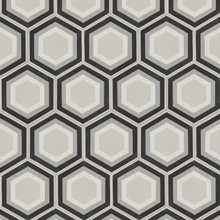 Load image into Gallery viewer, Patisserie Monochrome Pattern Tile Sample
