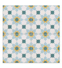 Load image into Gallery viewer, Tangier Pattern Tile (Box of 12)