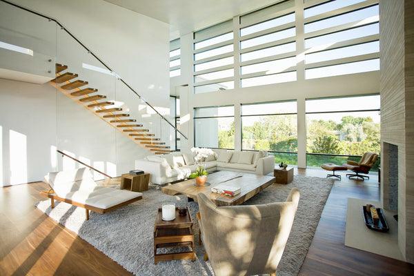 Natural Sunlight in Bridgehampton
