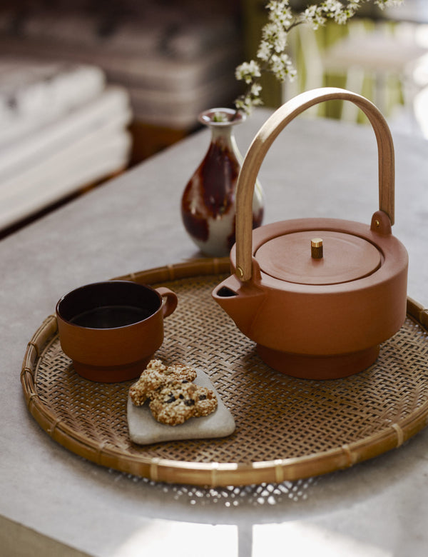 Skagerak | Edge Tea Pot
