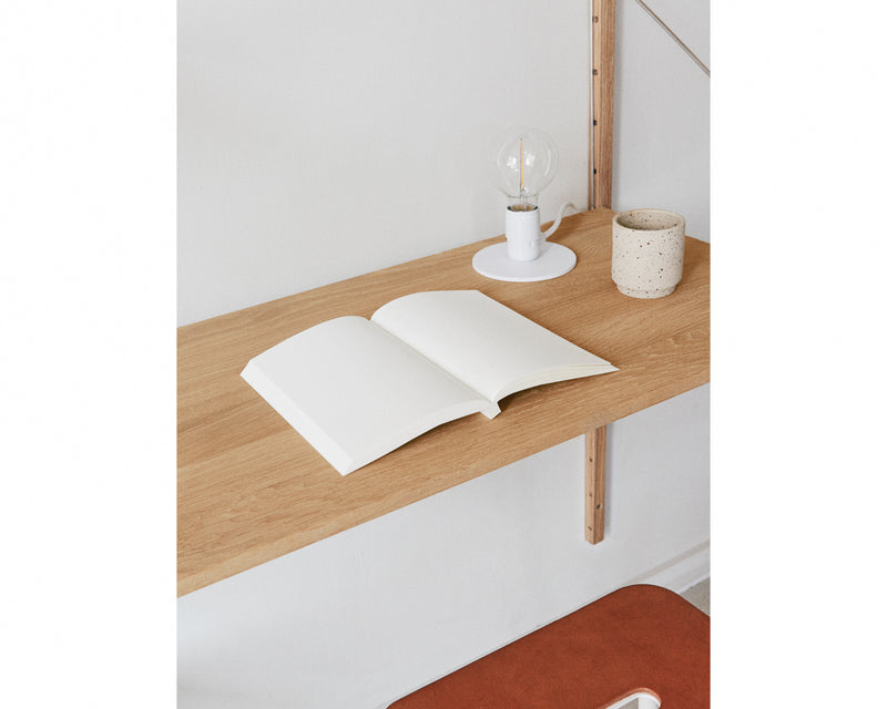 Frama | Shelf Library | Desk D40