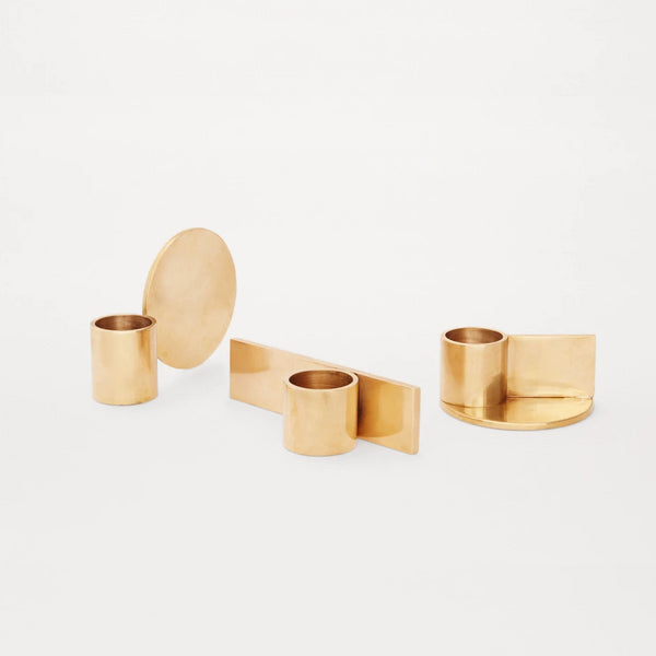 Frama | Fundament Candle Holders