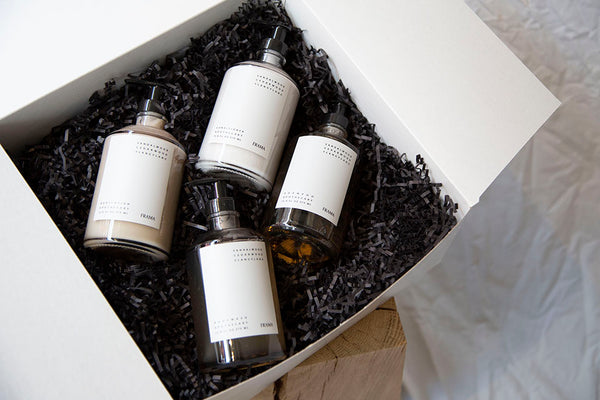 Holiday Boxes: Shampoo + Conditioner