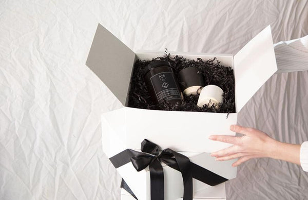 Holiday Boxes: Coffee + Otto Cups