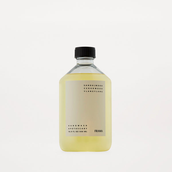Apothecary Hand wash Refill 500ml