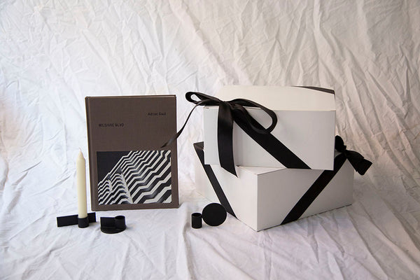 Holiday Boxes: Adrian Gaut | Wilshire Blvd + Candle Holders