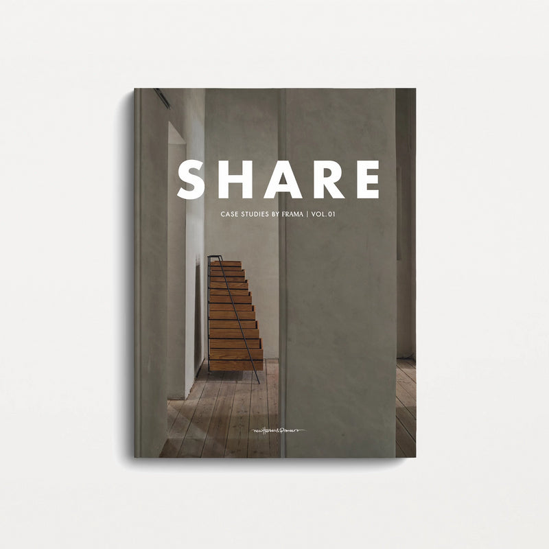 Frama | SHARE: Case Studies by Frama | Vol. 01
