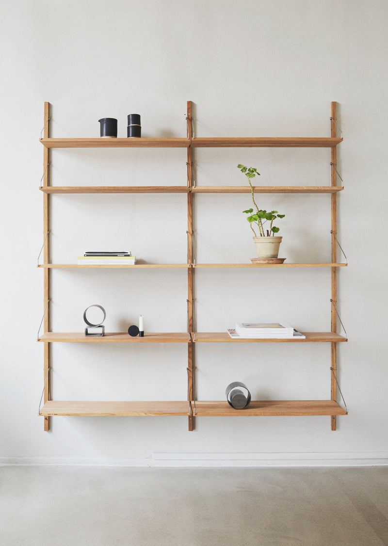Frama | Shelf Library H1852 | W80 Add-On Section