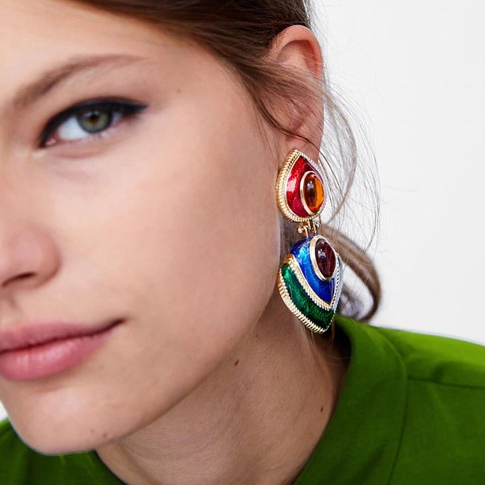Valbona Clip On Earrings