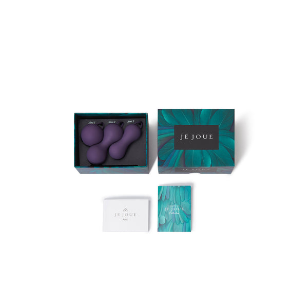 Ami 3 Step Kegel Set