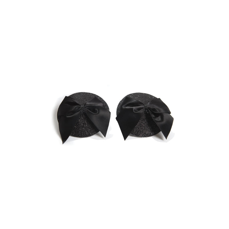 Bijoux Indiscrets Burlesque Bow Nipple Covers