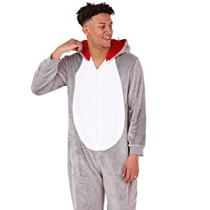 Shark Jumpsuit Sleepwear
