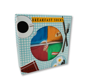 Urban Eccentric Socks Breakfast Set